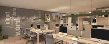 L. Office | Sarphan Finans Park